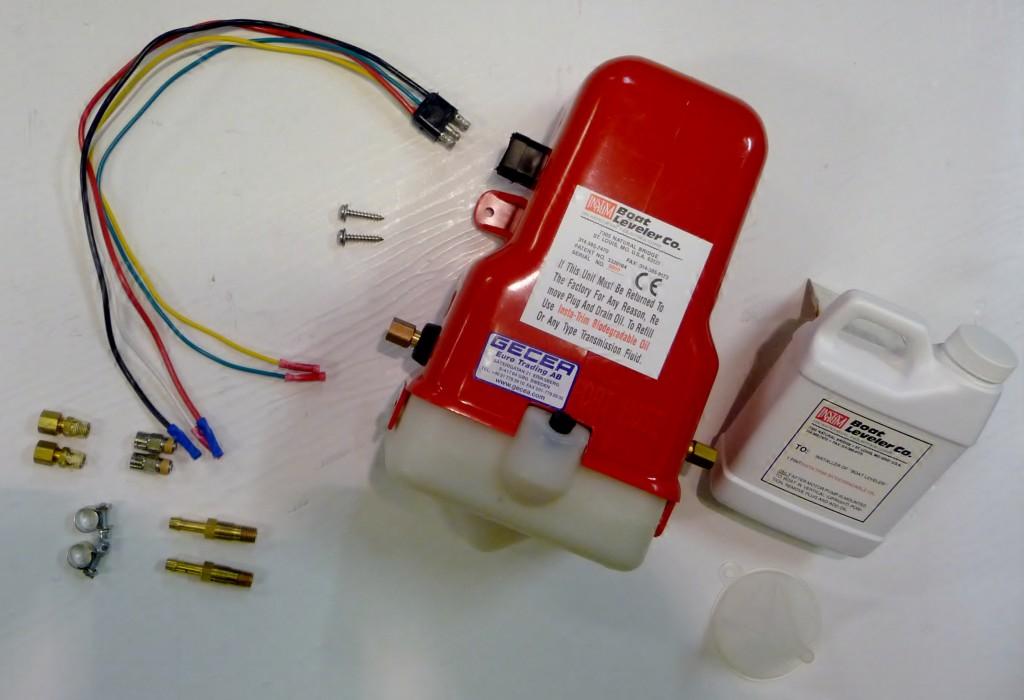 Universal pump Layout InstaTrim by Gecea