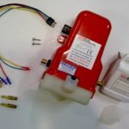 Universal pump unit