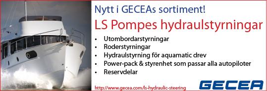 LS Hydraulic Steering